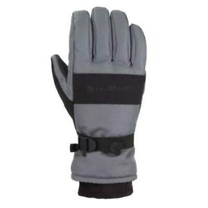 Carhartt A511 Mens Waterproof Insulated Cold Weather Gloves XXL (New)