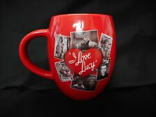 NEW Classic I LOVE LUCY Red Coffee Mug