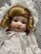 "Antique Armand Marseille 12"" Bisque Head Doll Toddler 971, 267/1, 5/0"