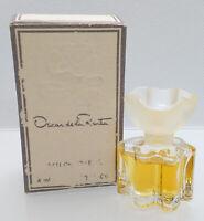 VTG Mini Eau Toilette ✿ OSCAR DE LA RENTA ✿ Perfume Parfum (4ml = 0.13 fl.oz)