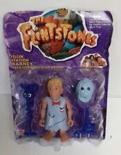 THE FLINTSTONES - Fillin' Station Barney Action Figure Mattel 1993 Sealed Toy