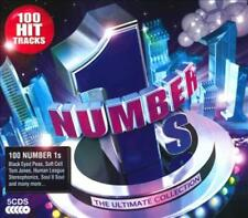 VARIOUS ARTISTS - THE ULTIMATE COLLECTION: NUMBER 1S NEW CD