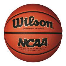 WILSON NCAA REPLICA GIOCO BASKET, pelle composita Full Size 7