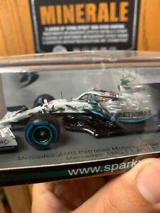 1/43 Mercedes-AMG F1 W10 EQ POWER Lewis Hamilton German GP 2019 SPARK S6092