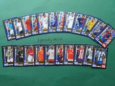 Topps Match Attax 2017 2018 Champions League all 22 Man of the Match complete