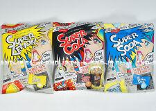 Japanese Food Assorted Hard Candy 3 bags Super Lemon Cola Soda Sour candy Nobel