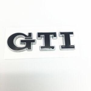 1pc - Rear Trunk Badge Chrome Emblem Fit VW Volkswagen Golf Passat GTI MK5 MarkV