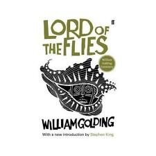 Lord of the Flies by William Golding, Stephen King (introduction)