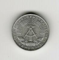 World Coins - German Democratic Republic Germany 1 Pfennig 1968 Coin KM#8