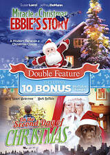 Miracle at Christmas: Ebbie's Story / On the Second Day of Christmas, Good DVD,