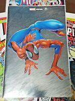 Ultimate Spider-Man 1 Foil Variant La Mole Comic Con 2020