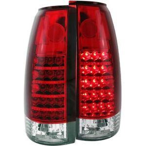 Anzo 311057 Tail Light Assembly For 99-00 Cadillac Escalade