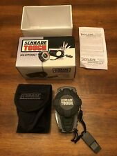 New In Box Schrade Tough Navitool Multi Tool With Pouch Compass Knife Whistle