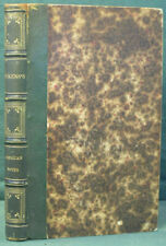 Dickens: American Notes: For General Circulation. 1842 Baudry's European Library