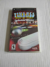 Pinball Hall of Fame The Gottlieb Collection PlayStation PSP English Sealed