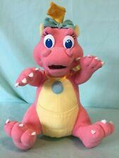 "Dragon Tales Cassie plush 12"" Playskool 1999 A15"