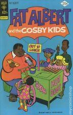Fat Albert and the Cosby Kids #9 VG- 3.5 1975 Gold Key Stock Image Low Grade