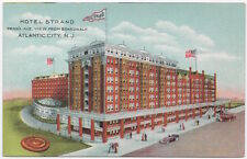 Postcard Hotel Strand in Atlantic City, New Jersey~107290
