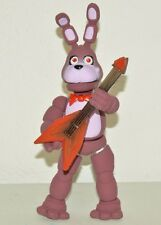 TOY MEXICAN FIGURE BOOTLEG FIVE NIGHTS AT FREDDY'S ANIMATRONICS BONNY PURPLE 8IN