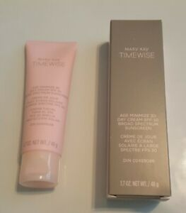 Mary Kay Timewise Age Minimize 3D Day Cream SPF 30 Combination Oily Skin NEW