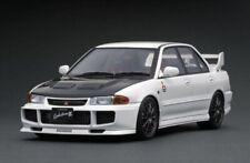 1:18 IG MODEL MITSUBISHI LANCER EVO III GSR 1995 IG1547 WHITE NO AUTOART NEW