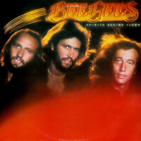 "Bee Gees – Spirits Having Flown Vinyl 12"" LP UK RSO SPELP 48 1983"