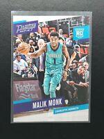 2017-18 Panini Prestige Malik Monk RC, Rookie Card, Charlotte Hornets
