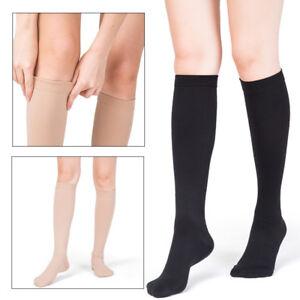 Medical Compression Socks 20-30 mmHg Nurses Stockings Men Women Varicose Veins