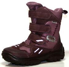 Superfit Gore-Tex Gr 26 Kinder Winter Schuhe Jungen Mädchen Stiefeletten Neu