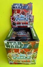 1 Display mit 100x Booster / 500 Karten Star Wars Force Attax Serie 3 Topps Neu