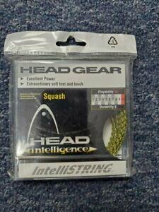 Head Squash Intelligence IntelliSTRING 1.20mm 17 Gauge Multifilament String
