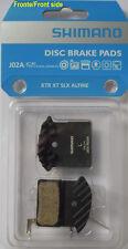 Pastillas de disco Shimano J02a Xtr/xt M9000/8000 Orgánicas