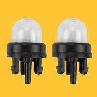 2x Primer bulb 188-512-1 for Homelite Poulan Craftsman chainsaw blower trimmer