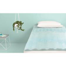 NEW Room Essentials Foam Mattress Topper Gel Infused Foam Twin Xl College Dorm