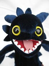 How to Train Your Dragon Arena Spectacular Toothless Night Fury Plush Toy 24""
