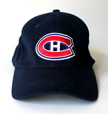 Montreat Canadiens Est. 1909  Baseball Hat Cap Fitted Official NHL Licensed