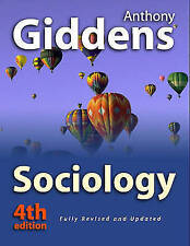 Sociology by Anthony Giddens (Paperback, 2001)