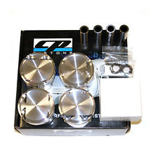 CP FORGED PISTONS SC7052 FOR HONDA D16Y8 76.00MM 9.0:1 CR 96-00 CIVIC EX