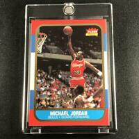 MICHAEL JORDAN 1996 FLEER ULTRA #U-4 DECADE OF EXCELLENCE GOLD FOIL INSERT MJ