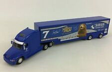 "Action Semi Truck Trailer The Muppet Show 25 Years Die Cast Plastic Toy 13"" Long"