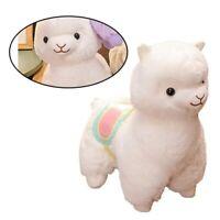 Plush Toy Cartoon Fabric Llama Stitch Stuffed Doll Alpaca Plush Toy Gift 35cm