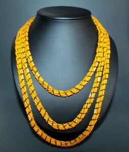 Art Déco GALALITH Collier · Prächtige Halskette · Gablonz Böhmen 1930er-Jahre