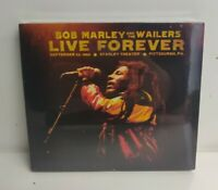 Bob Marley and the Wailers: Live Forever (CD)
