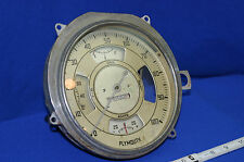 1936 Plymouth P-2 Speedometer Instrument & Gauge Cluster