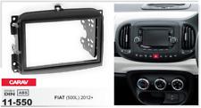 CARAV 11-550 2Din Marco Adaptador de Radio para FIAT 500L 2012+