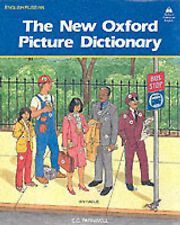 The New Oxford Picture Dictionary: English-Russian by Ian Hague, etc., E.C. Parnwell (Paperback, 1994)