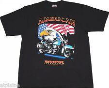 T-shirt MC AMERICAN PRIDE - Taille XL - Style BIKER HARLEY