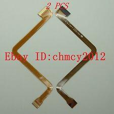 2pcs LCD Flex Cable For Panasonic NV-GS5 GS30 GS50 Video Camera Repair Part