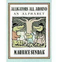 Alligators All around: An Alphabet by Maurice Sendak (Paperback, 1991)