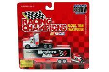 Racing Champions Racing Team Transporter Darrell Waltrip #17 Western Auto